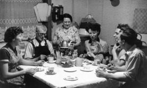 Family-Tea rations