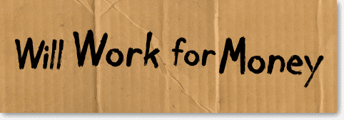 Will work for money – the freelancer files