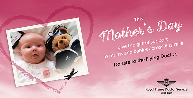 Give a donation, not slippers for Mother's Day